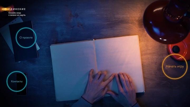 Игроку нужно угадывать предметы, используя возможности слепоглухого человека, а именно — остаточное зрение и осязание.