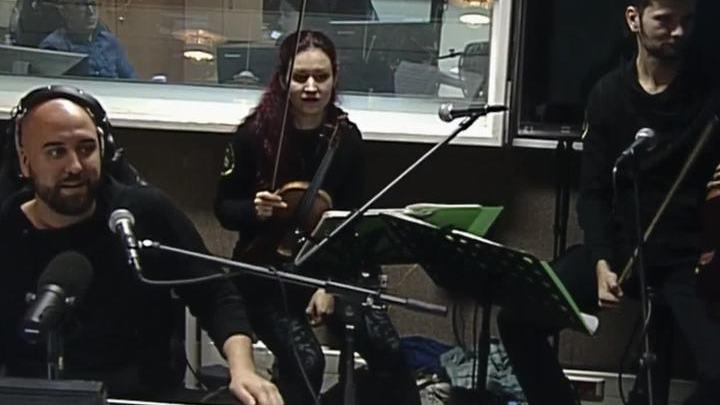 Живой концерт Дмитрия Янковского