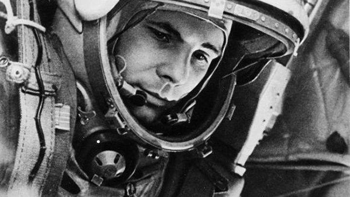 85 лет со дня рождения Юрия Гагарина