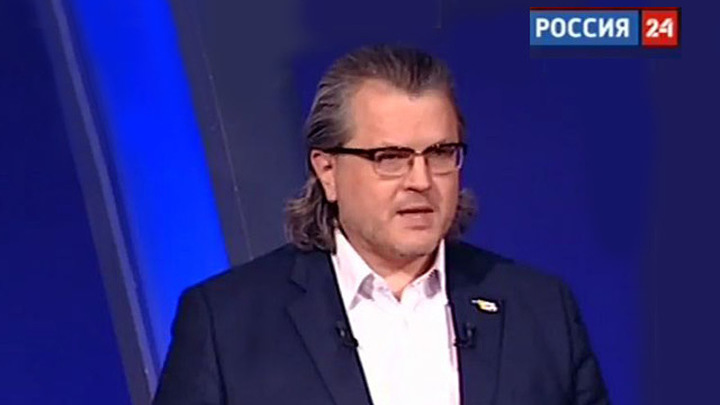 Социолог, ректор Европейского института JUSTO профессор Дмитрий Юрьевич Соин