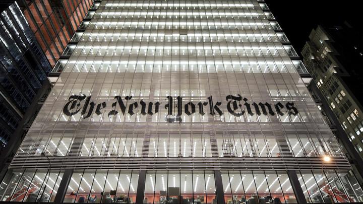 "Захарова прокомментировала ""легендарную"" вакансию New York Times"