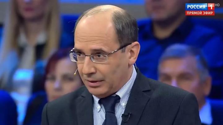 Илья Шаблинский, д.ю.н., член Совета при президенте РФ по развитию гражданского общества и правам человека
