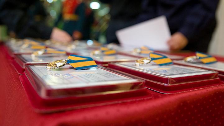 """медаль """"За мужество в спасении"""" / CC BY 4.0"""
