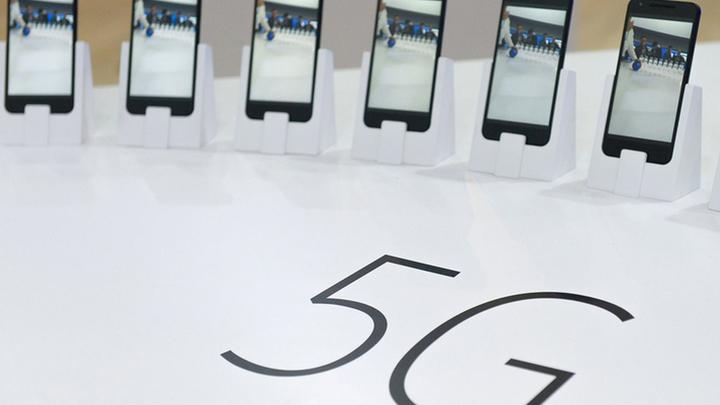 """""""Ведомости"""": российским операторам не дадут удобных частот для 5G"""