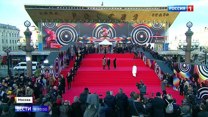 Никита Михалков и Ким Ки Дук открыли 41-й ММКФ