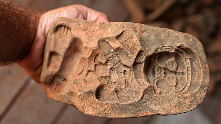 Арагонская мастерская работала примерно с 750 по 900 год нашей эры.