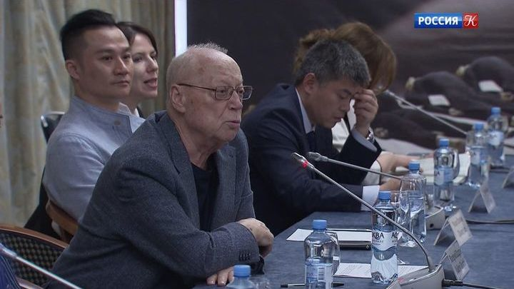В Москве прошла пресс-конференция, посвященная Чеховскому фестивалю