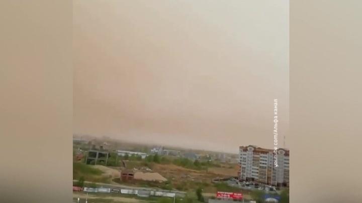 В Амурскую область пришла буря из Китая