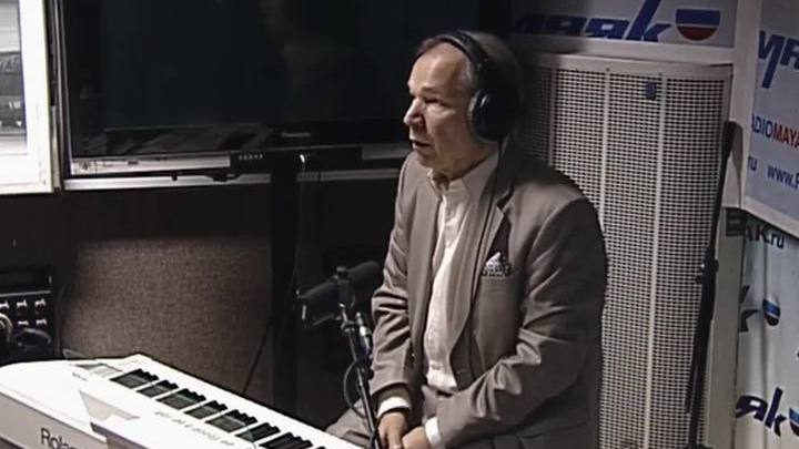 Живой концерт Юрия Розума