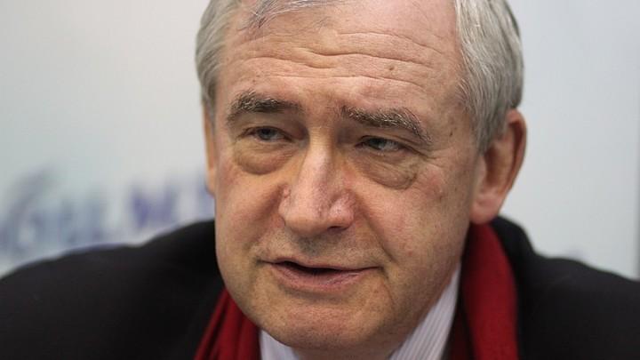 Николай Михайлович Долгополов. Фото Дмитрия Рожкова