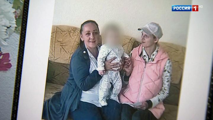 Годовалого Витю, которому больная раком мать искала опекунов, отдали приемной семье