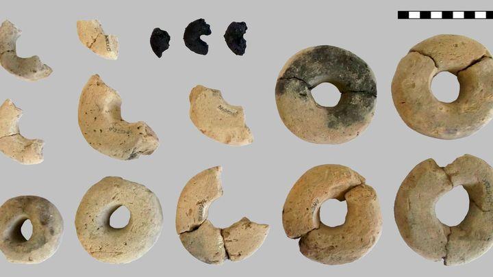 Находка напоминает современные сушки или итальянские таралли.