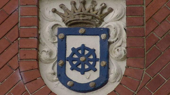 родовой герб баронов Кнопов