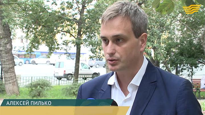 Директор Евразийского коммуникационного центра Алексей Васильевич Пилько.