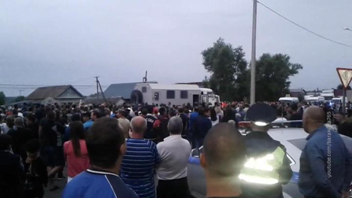 Жителей Чемодановки призвали отказаться от вендетты. Дело передано в ГСУ СКР