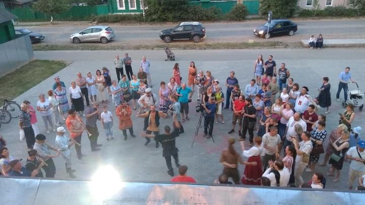 Всероссийский фестиваль «Русский рожок-2019». Фото Людмилы Осиповой