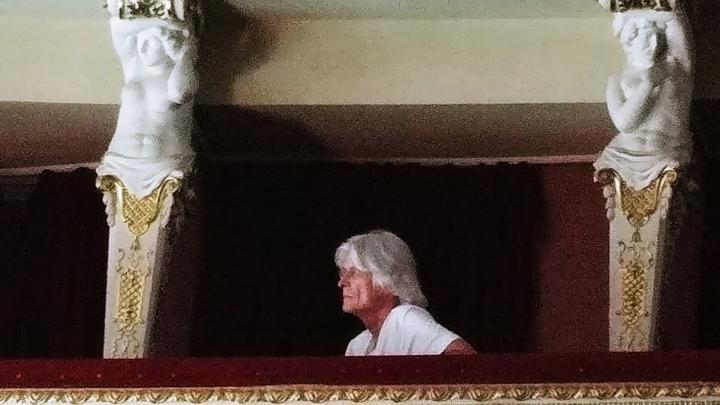"""Альбин Фриз, автор оперы """"Нора"""" / фото предоставлено оргкомитетом фестиваля"""
