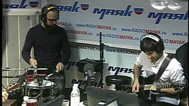 Маяк ПРО. Живой концерт группы Porto Moris