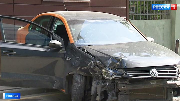 Опасный дрифт: беспечные водители отметились двумя авариями на юго-востоке Москвы