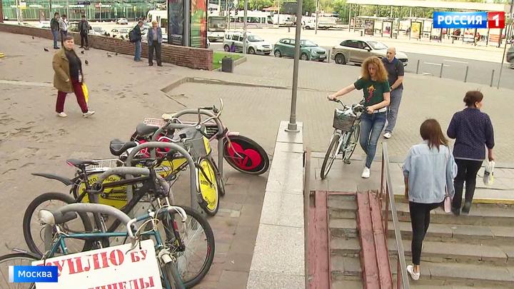 Неисправные велосипеды с незаконной рекламой: как используют лазейки в законе