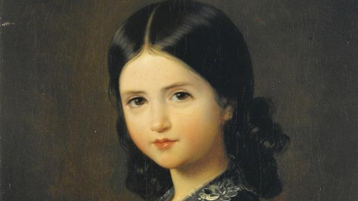 Портрет di Beatrice Barba y Troyse (1842). Художник Федерико де Мадрасо у Кунц /govza.ru/