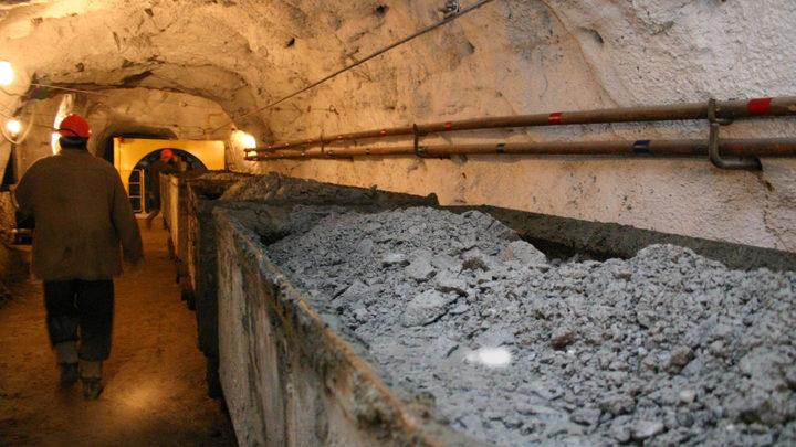 Украинские шахтеры перекрыли трассу в Кировоградской области