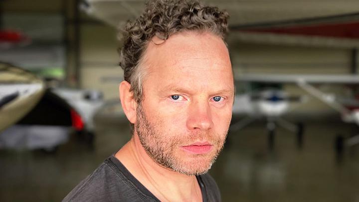 Российский актёр и режиссёр Владимир Виноградов