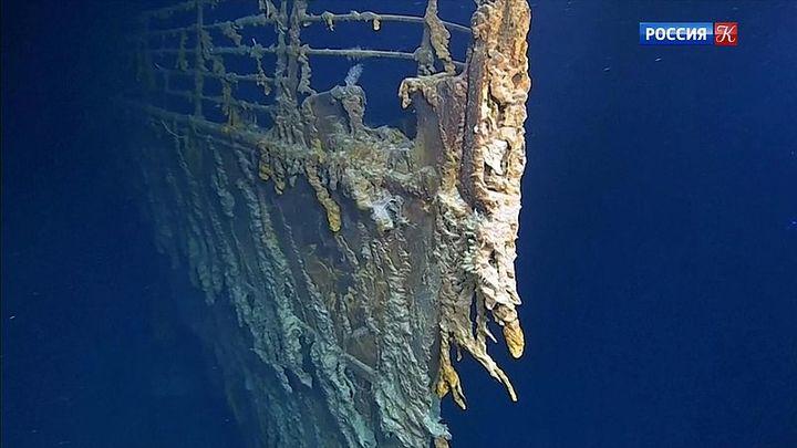 Титаник без хита My heart will go on