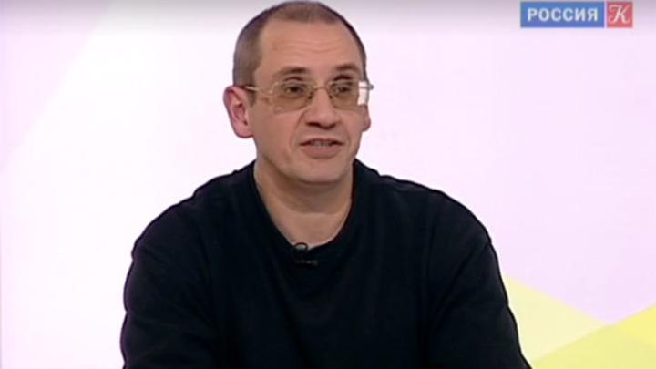 Кинокритик, писатель, журналист и ведущий киноклуба Денис Горелов