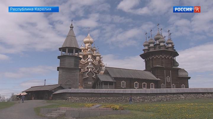 В Карелии проводят международные курсы по реставрации памятников зодчества