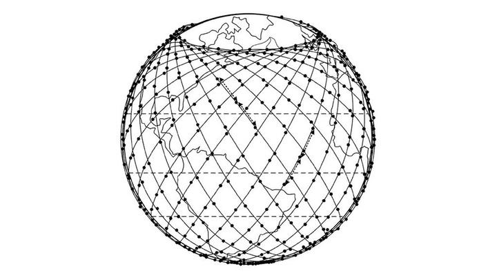 """Россия и Китай создают """"интернет из космоса"""" в пику OneWeb и Илону Маску"""