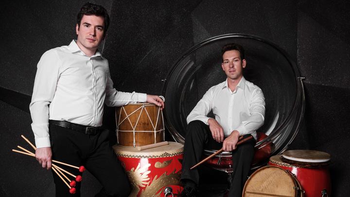 «Percarus Duo»: Владимир Терехов и Михаил Путков   Фото Юлии Кабаковой