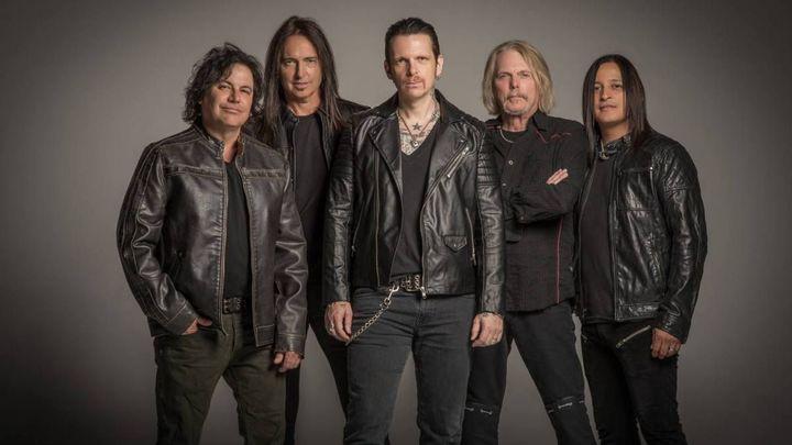 Black Star Riders — рок-группа /Фото i.pinimg.com/