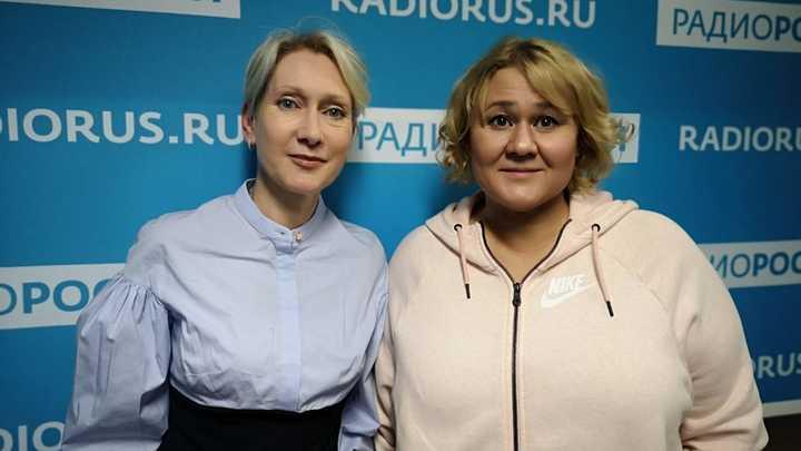 Ирина Богушевская и  Ольга Максимова