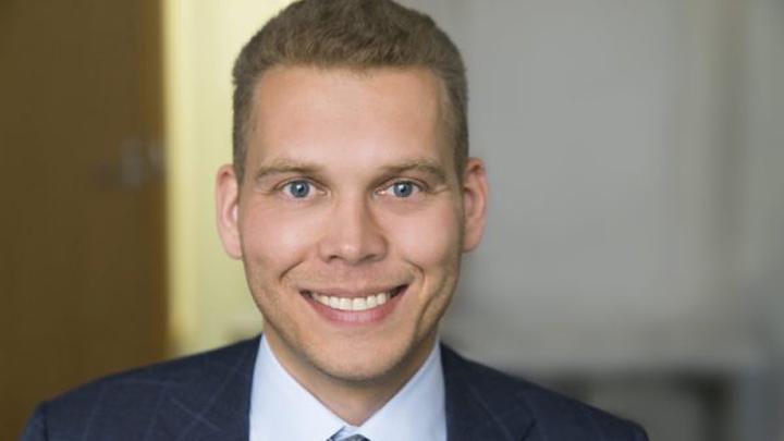 """Гендиректор """"ТИАР-центра"""", руководитель кластера экономика совместного потребления РАЭК Антон Губницын"""