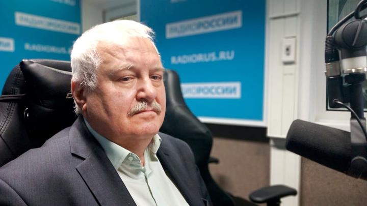 Игорь Олегович Князький, доктор исторических наук