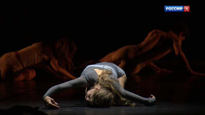На фестивале Context. Diana Vishneva – вечер молодых хореографов