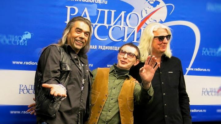 Дмитрий Добрынин, Эдмунд Шклярский и Марат Корчемный.