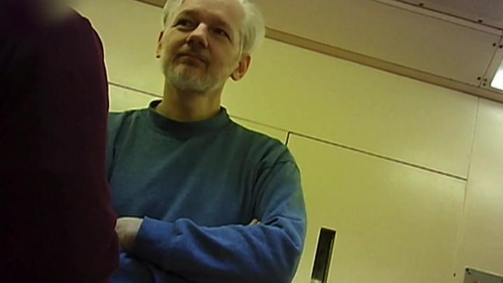 Эксперт ООН заявил о пытках Джулиана Ассанжа в британской тюрьме