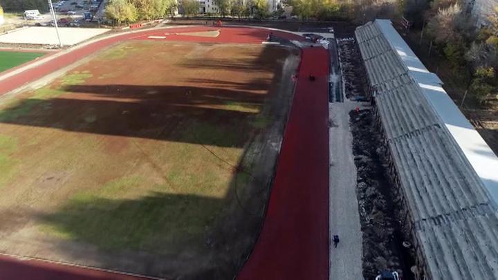 """Первый этап реконструкции стадиона """"Волга"""" в Саратове завершается в срок"""