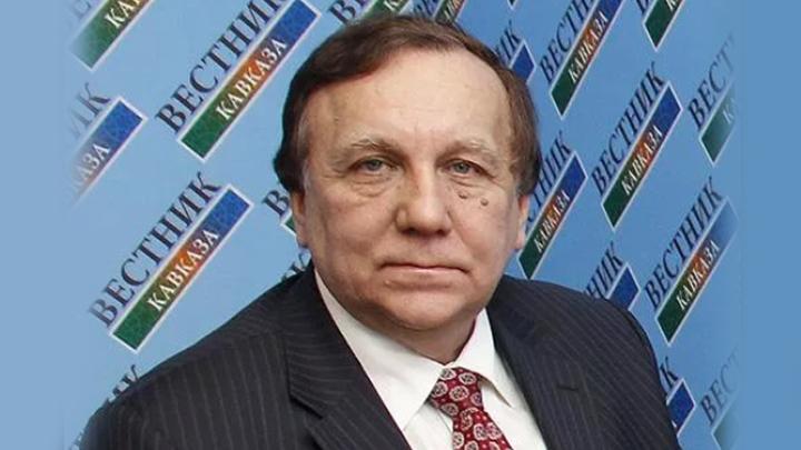 Андрей Глебович Бакланов. в 2000-2005 годах чрезвычайный и полномочный посол в Саудовской Аравии