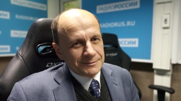 Василий Цветков, доктор исторических наук