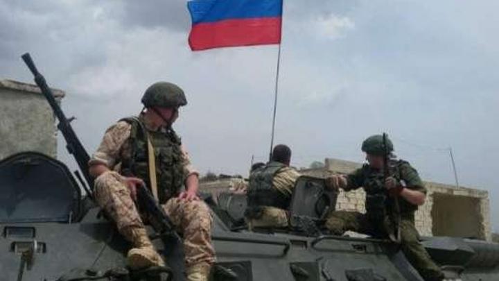 Командовавший российскими войсками в Сирии получил новое звание