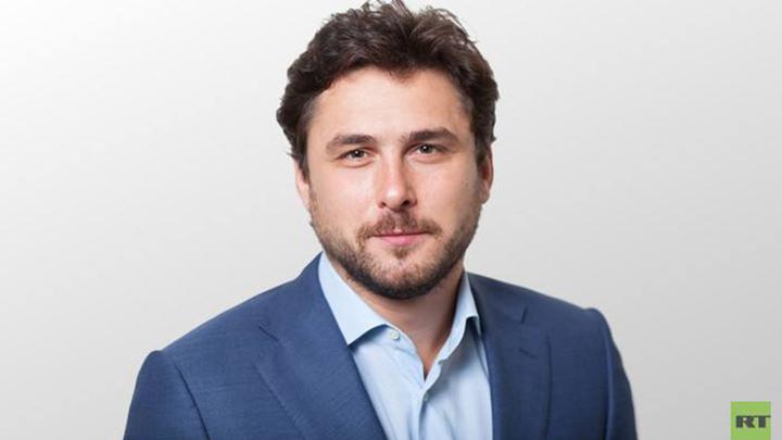 Корреспондент телеканала Russia Today Саргон Хадая