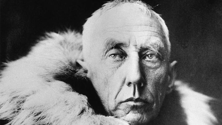 Руаль Амундсен, норвежский полярный путешественник, исследователь