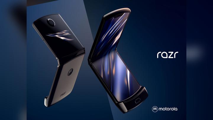 Техновидение. Гибкий RAZR вместо золотого iPhone и обзор Redmi Note 8 Pro