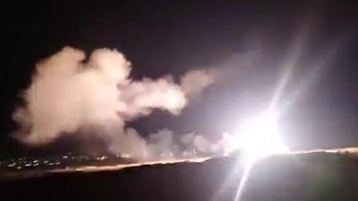 Израиль вновь нанес авиаудары по объектам ХАМАС