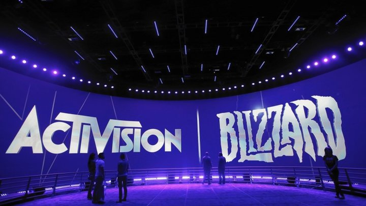 Президент Blizzard уволился на фоне секс-скандала
