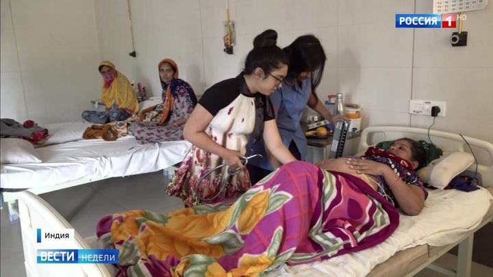 """В Индии появится """"безвозмездное суррогатное материнство"""""""