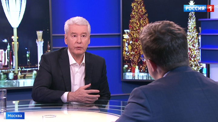 МЦД, реновация и медицина: Сергей Собянин ответил на вопросы москвичей